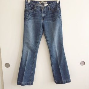 GAP Long and Lean Size 4R Jeans Boot Cut Women's